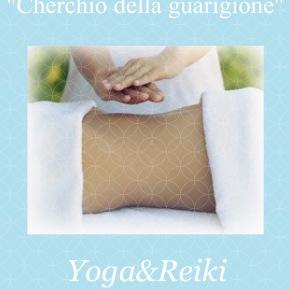 """""""Cerchio della guarigione"""" Yoga&Reiki"""