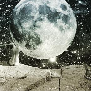 Happy New Moon// LunaNuova