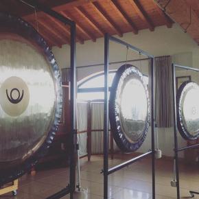 Gong Master Training 05-06/07/16 Valeggio sul Mincio(VR)